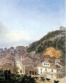 Arrivée à Rio de Janeiro de la mission artistique française (1816) France Archives
