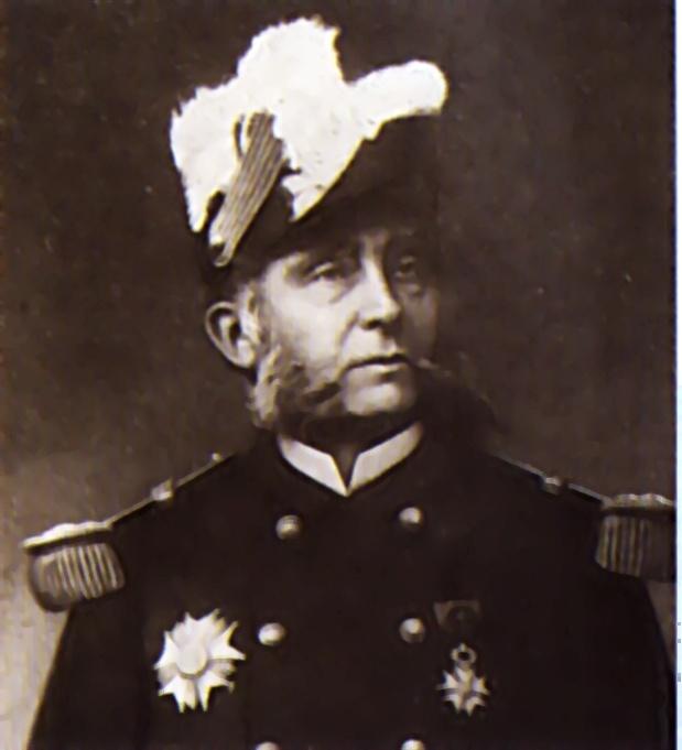 Abel-Nicolas Bergasse du Petit-Thouars (1832-1890)