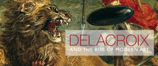 Delacroix and the Rise of Modern Art