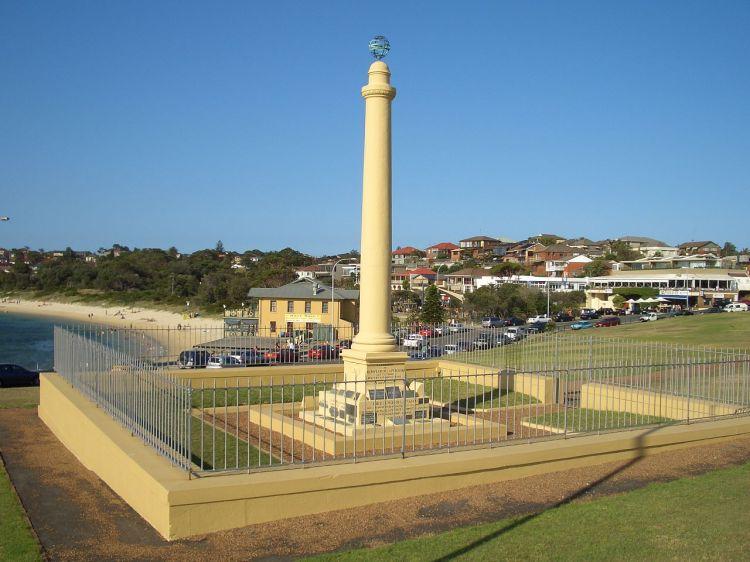 Australie, La Perouse, La Perouse Monument.JPG