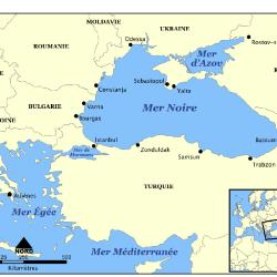 Mer Noire – Mer Méditerranée Tous droits réservés