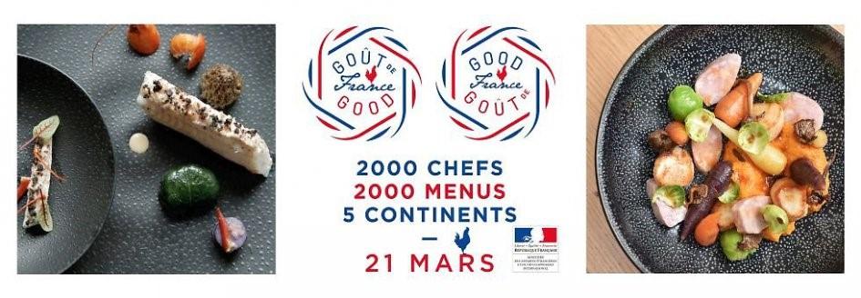 Goût de France - Good France 2018 (Nz)