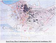 Histoire de l'urbanisme de Casablanca casamémoire