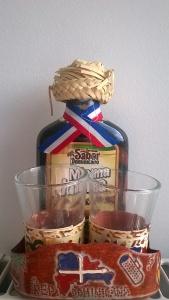 souvenir de République Dominicaine©collection privée.