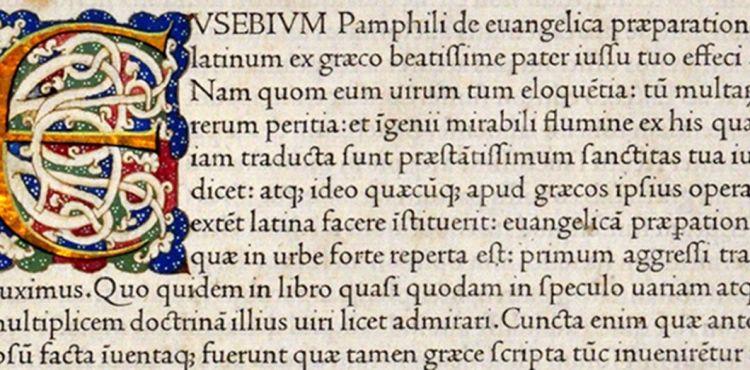 Le génie de Jenson comment un imprimeur français du XVe siècle a inventé un des caractères les plus parfaits jamais créés