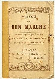 Naissance des grands magasins le Bon Marché France Archives-photo2