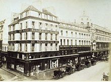 Naissance des grands magasins le Bon Marché France Archives