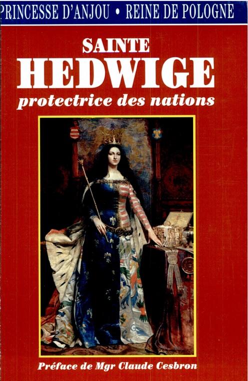 Sainte Hedwige, protectrice des nations (Marie-Albane LENARDUZZI, 1999)