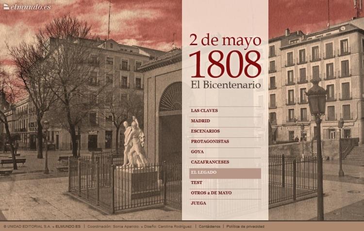 2 de mayo 1808. El bicentenario (El Mundo.es)