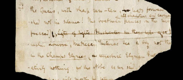 How did the French Revolution affect England_manuscrit-of-the-french-revolution