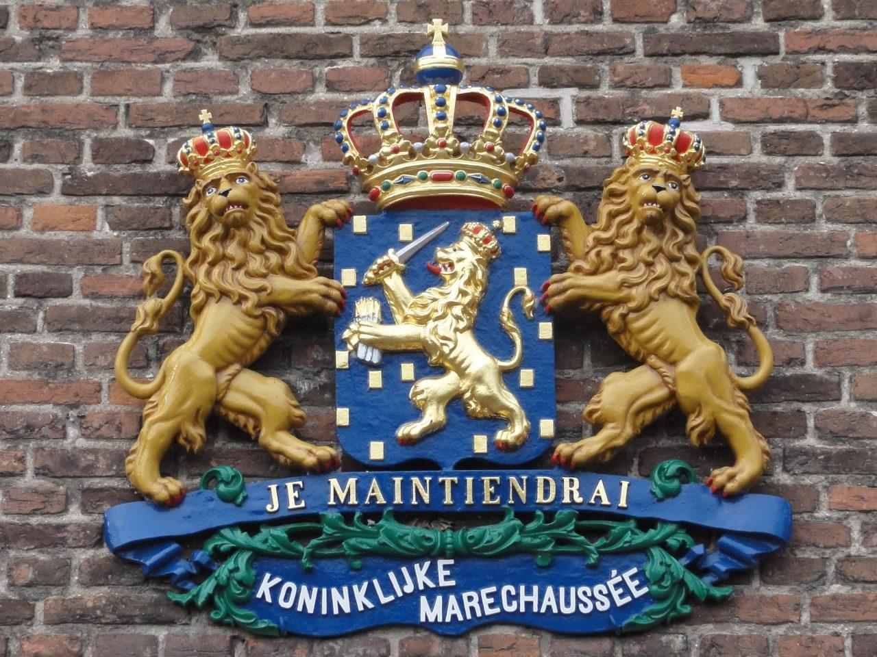 Pays-Bas, Je maintiendrai, devise nationale du royaume
