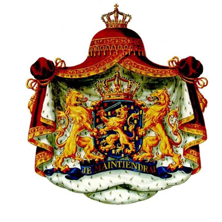 Armoiries royales des Pays-Bas