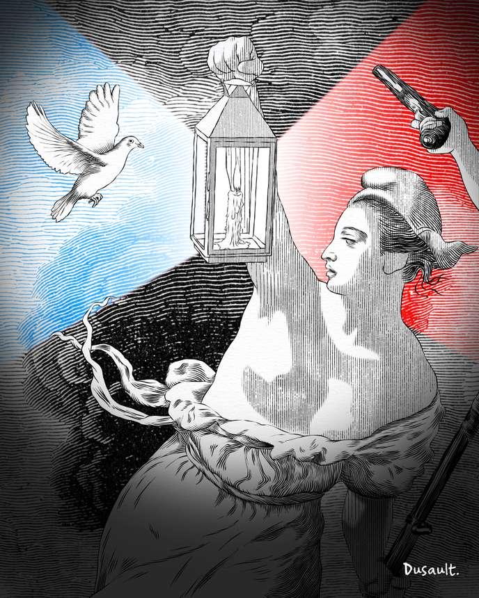 1789, une révolution toujours actuelle (Le Monde)