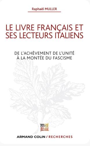 Le livre français et ses lecteurs italiens (R. Muller 2013)