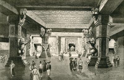 Angkor à Paris, c'est arrivé lors des Expos Universelles_1