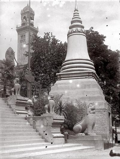 Angkor à Paris, c'est arrivé lors des Expos Universelles_2