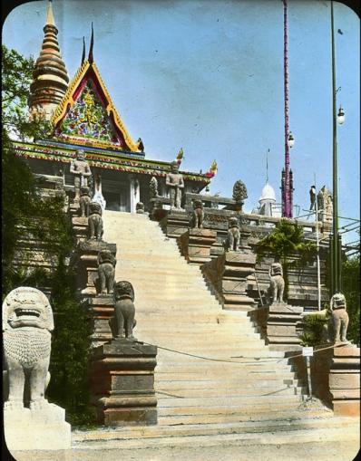 Angkor à Paris, c'est arrivé lors des Expos Universelles_4