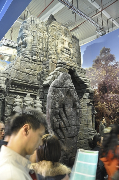 Angkor à Paris, c'est arrivé lors des Expos Universelles_6