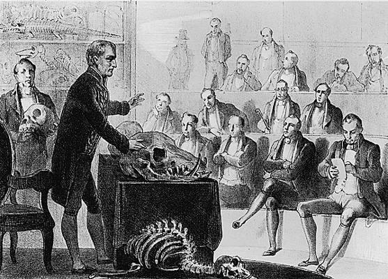 Georges, baron Cuvier Larousse encyclopédie