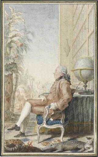 Georges-Louis Buffon (1707 – 1788) Portraitiste de la Nature Hérodote.net