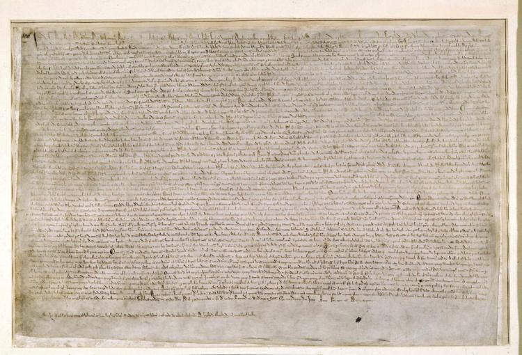 La Magna Carta, 800 ans de fierté anglo-saxonne