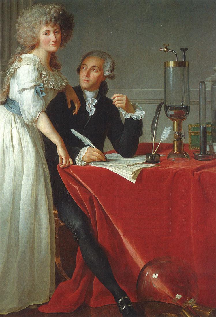 Lavoisier (1743 – 1794) Chimiste et homme de coeur Hérodote.net