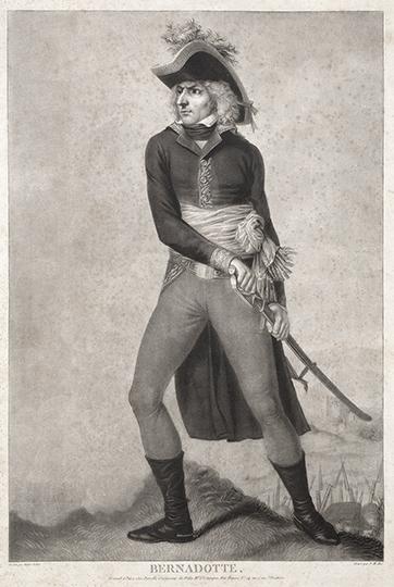 """the-bernadotte-dynasty_Karl XIV Johan. """"Örebroporträttet"""""""
