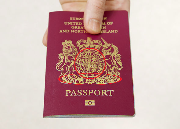 This is the fascinating reason there are two French phrases on a British passport