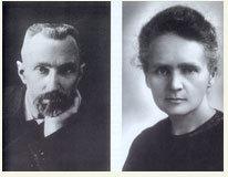 Le prix Nobel de physique est décerné à Henri Becquerel, Pierre et Marie Curie France Archives