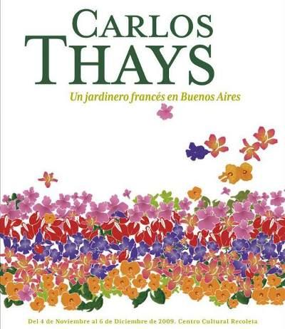 Carlos thays Un jardinero francés en Buenos Aires_2