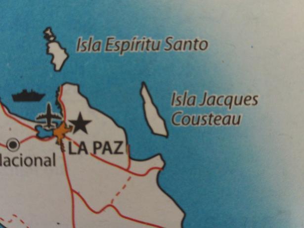 En honor a Jacques Cousteau una isla del Mar de Cortés llevará su nombre La Jornada-img2
