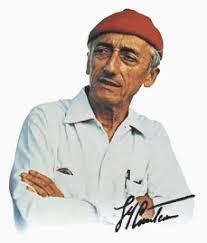 En honor a Jacques Cousteau una isla del Mar de Cortés llevará su nombre La Jornada