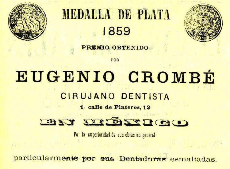 Dentistas franceses en el origen de una profesión y de la Escuela de odontología Mexico-Francia