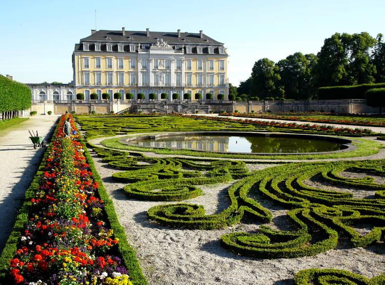 Châteaux d'Augustusburg et de Falkenlust à Brühl (unesco)