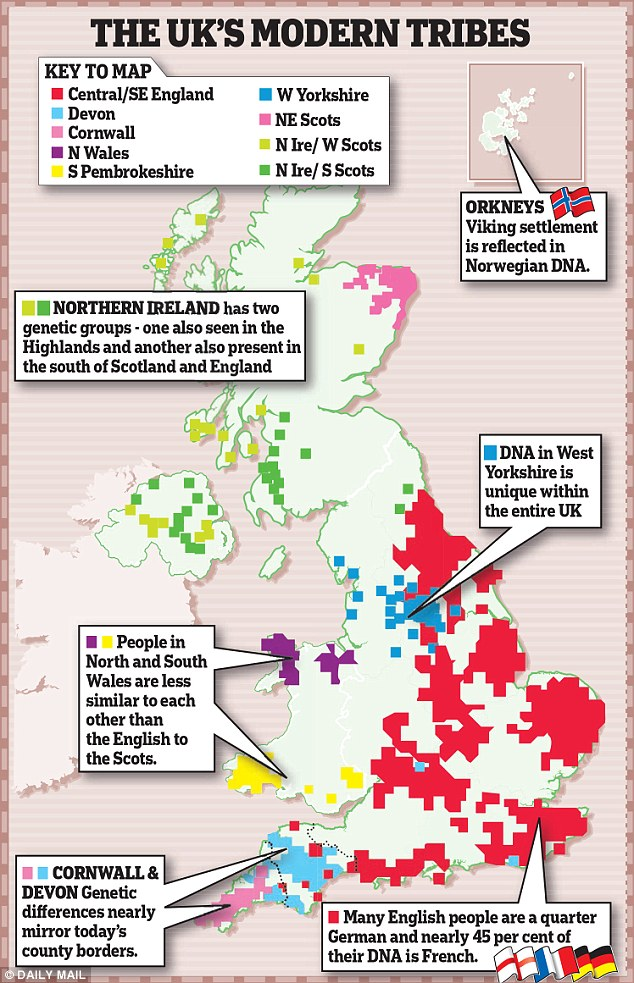 English genomes share German and French DNA_img1