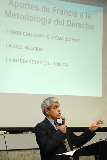 Francia dejó huella en el ordenamiento jurídico costarricense