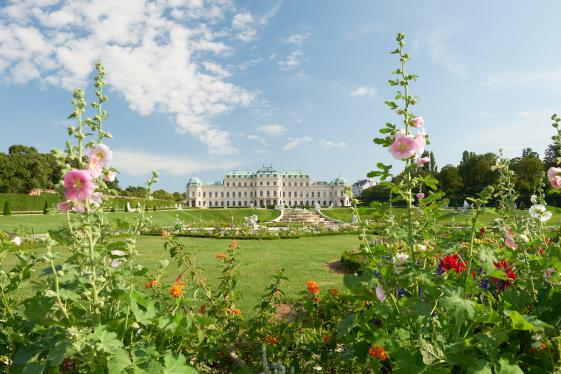 Gardens Belvedere