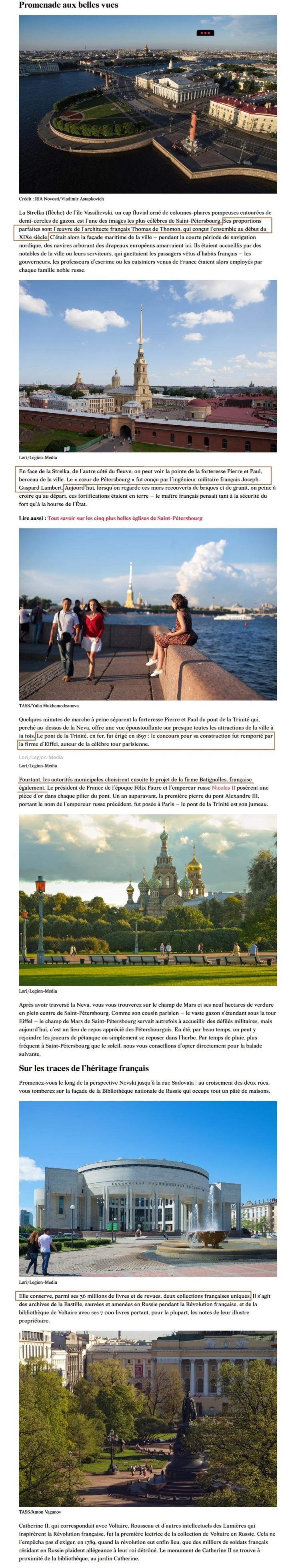Le Saint-Pétersbourg français quand la Neva prend un air de Seine Russia beyond_capt1