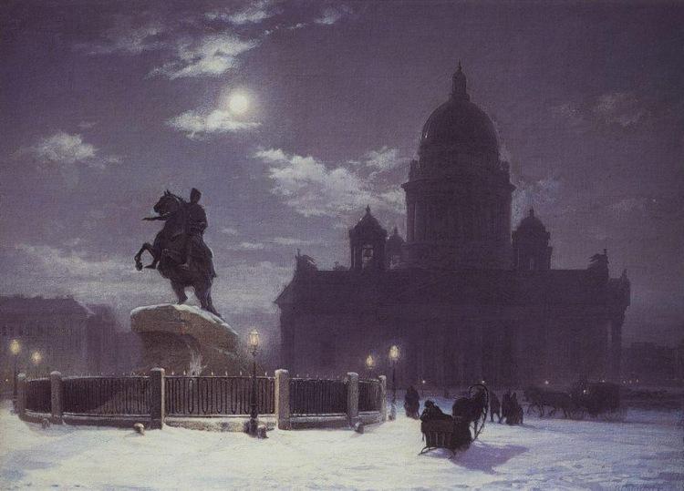 Un Jour dans l'Histoire le Cavalier de bronze inauguré à Saint-Pétersbourg Russia Beyond_img2