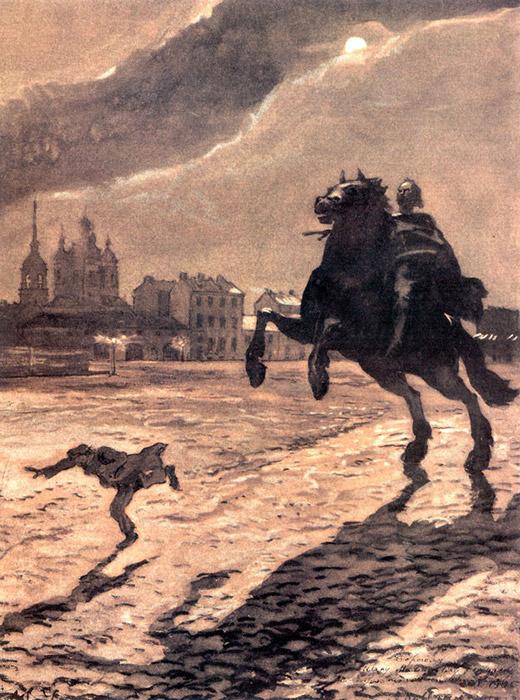 Un Jour dans l'Histoire le Cavalier de bronze inauguré à Saint-Pétersbourg Russia Beyond_img3