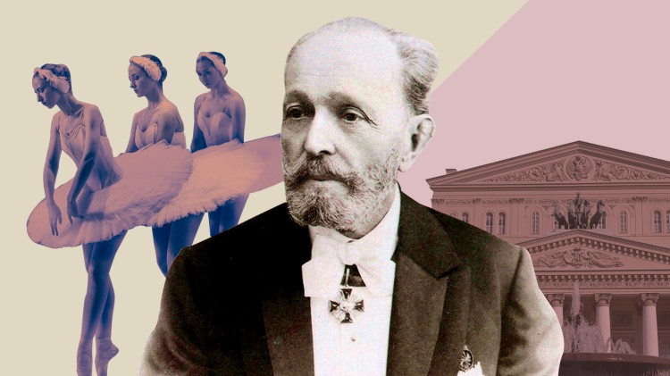 Français au service de l'Empire russe Marius Petipa, le père du ballet russe Russia Beyond