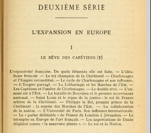 L'expansion française - De la Syrie au Rhin conférences faites au Foyer (Louis Madelin, 1918)_img2