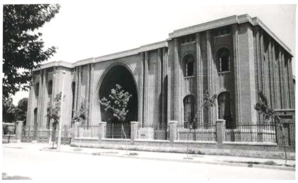 S'approprier un modèle français en Iran L'architecte André Godard (1881-1965) et la conception des musées iraniens