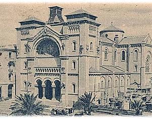 Tunisie_tunis_Cathédrale-Saint-Vincent-de-Paul_img2
