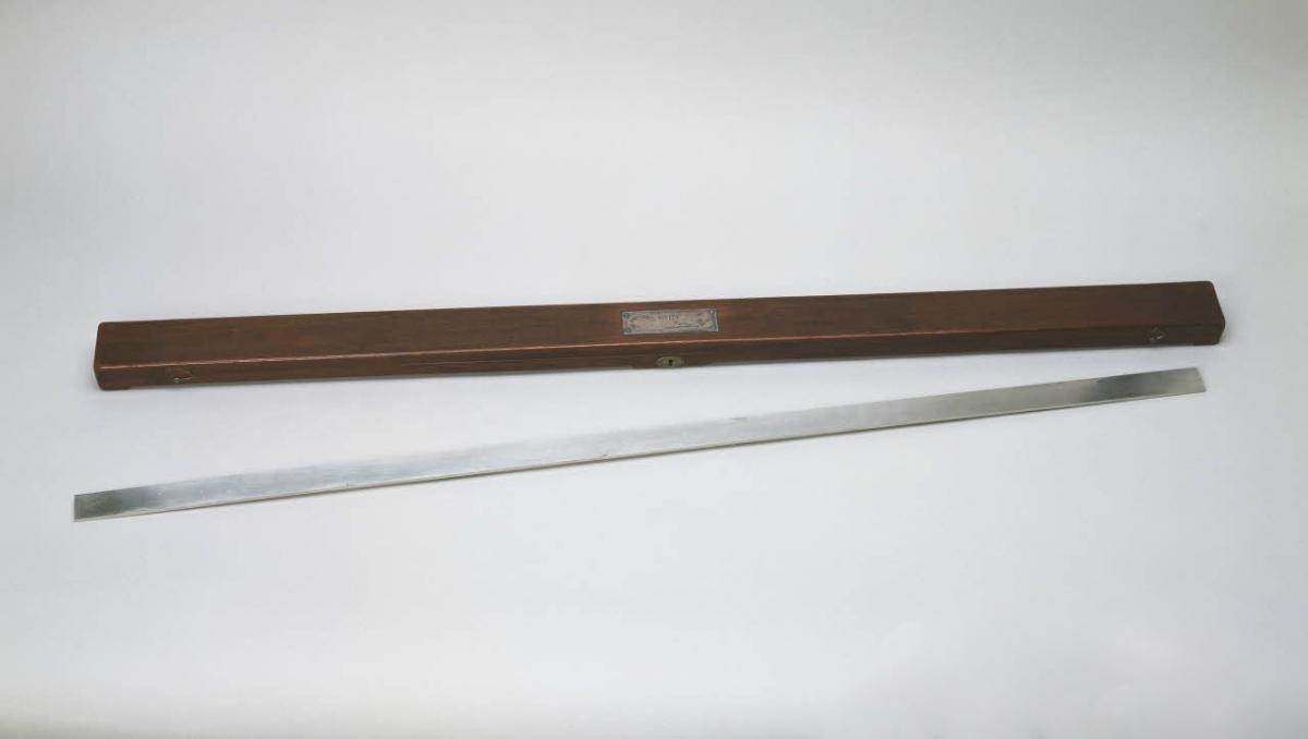"""Photo : Archives nationales, AE/I/23/10, armoire de fer (inscrit au """"registre de la Mémoire du Monde de l'Unesco en 2005)"""