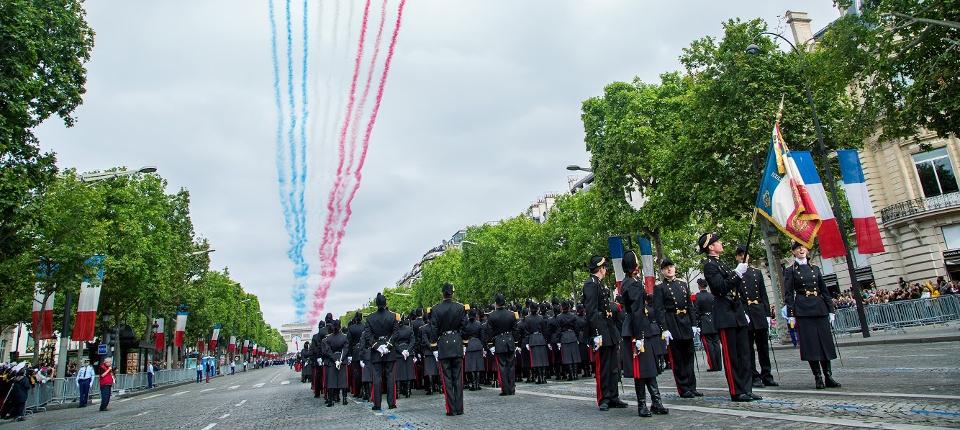 Le 14 juillet, jour de Fête nationale depuis 1880_img1