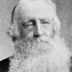 Edward Augustus Freeman ✞ 1892, English historian