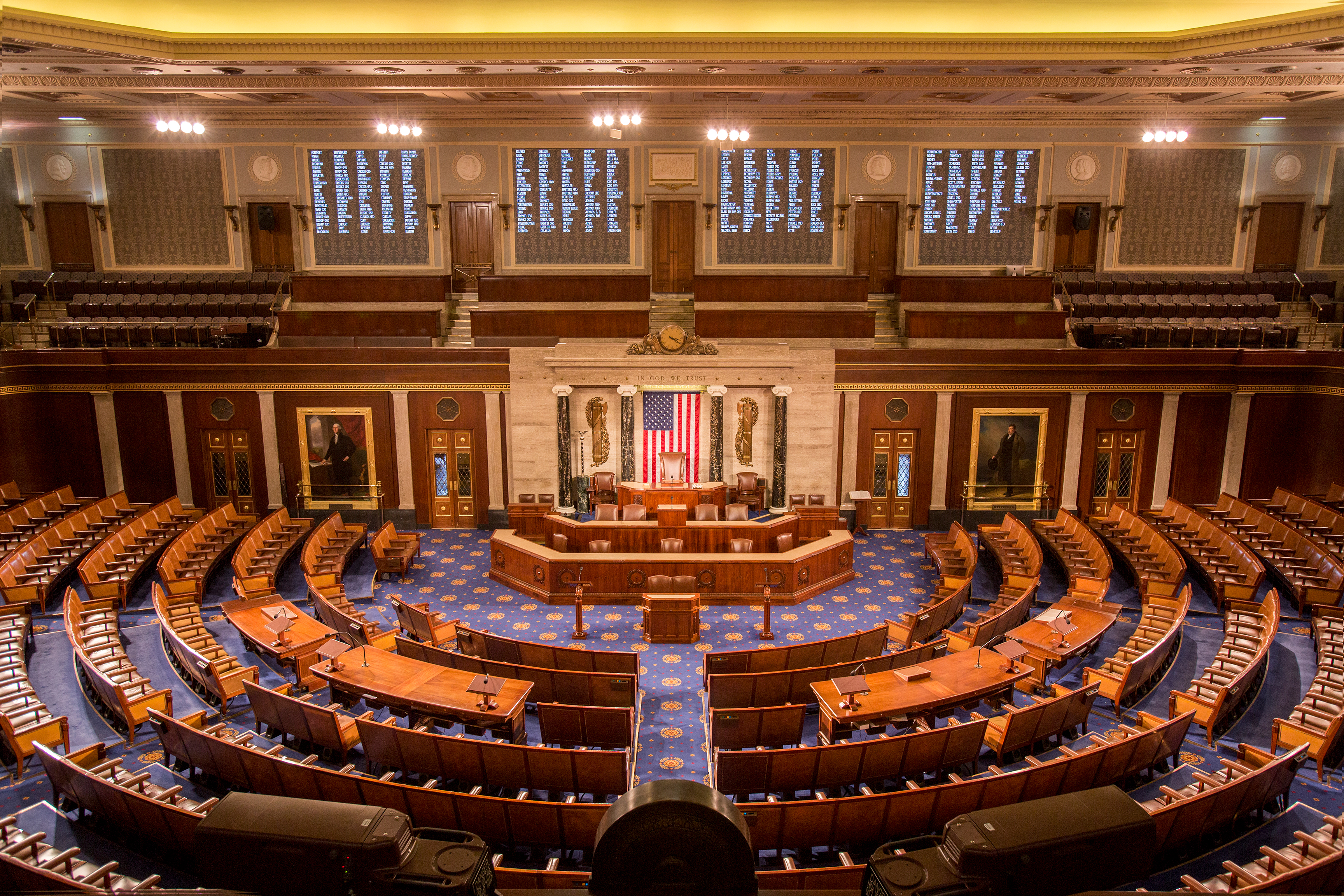 The House Chamber, US Capitol